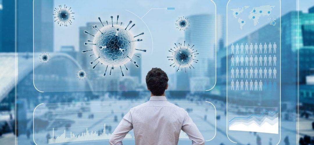 1 Ano de Pandemia